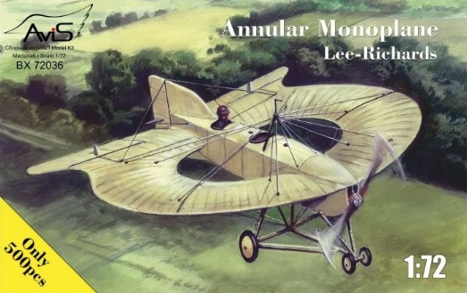 Annular Monoplane Lee-Richards - Image 1