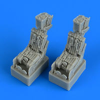 F-14A Tomcat ejection seats with safety belts FUJIMI - Image 1