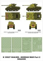 M4A3E8 Sherman  Dragon - Image 1