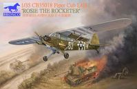 US Piper Cub L-4H Rossie the Rocketer - Image 1