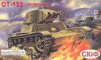OT-133 Soviet flame-throwing tank
