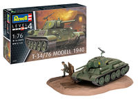 T-34/76 Modell 1940 - Image 1
