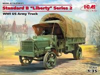 Standard B Liberty Series 2 WWI US Army Truck