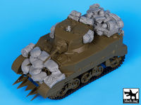 M5A1 accessories set for Tamiya - Image 1