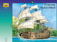 "Pirate Ship ""Black Swan"" - Image 1"