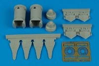 F/A-22 Raptor exhaust nozzles Hobby boss - Image 1