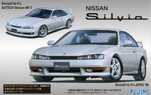 Nissan S14 Silvia Ks Aero
