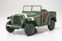 Soviet Field Car GAZ-67B (Finished Model)