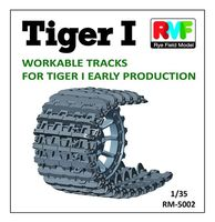 Workable track for Tiger I early production - Image 1