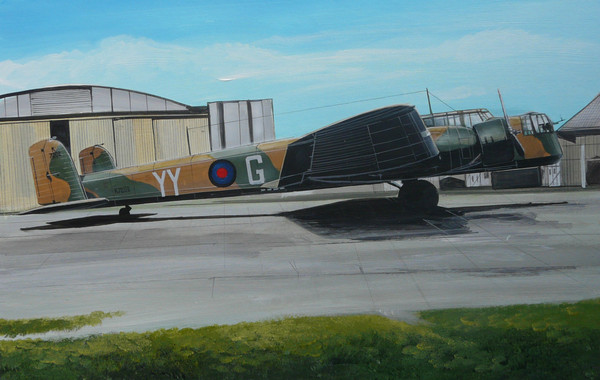 Armstrong Whitworth Whitley Mk I-II - Image 1