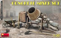 Concrete Mixer Set
