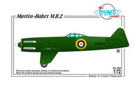 Martin-Baker MB-2 British Fighter Prototype - Image 1