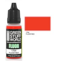 1704 FLUOR  RED