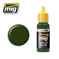 A.MIG 065 Forest Green