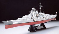 German Bismarck Battleship Kit - Image 1