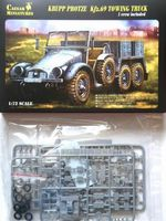 Krupp Protze Kfz.69 Towing Truck - Image 1