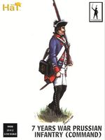 7 Years War Prussian Infantry (Command) - Image 1