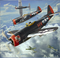 Republic P-47M-RE Thunderbolt - Image 1