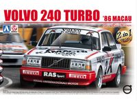 Volvo 240 Turbo 86 Macau