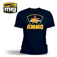 "AMMO T-Shirt Size XL: ""Special Forces"""