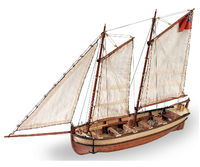 HMS Endeavour Long-boat