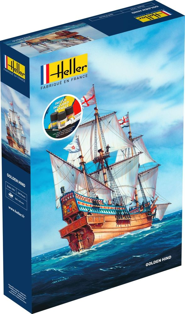Golden Hind - Starter Set - Image 1