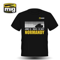 "NORMANDY T-SHIRT ""M"""