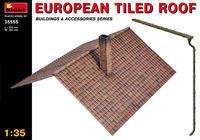 EUROPEAN TILED ROOF