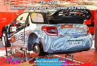 1279 Medium Grey for Citroen DS3 WRC (Pitwall Decals 24D-005) - Image 1