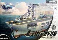 Warship builder Aircraft carrier Lexington - Image 1