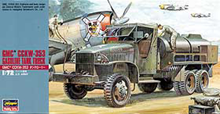 CCKW-353 Tank Truck - Image 1